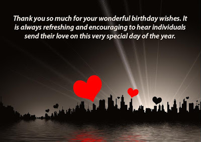 Top 50 Thank You For Birthday Wishes Birthday Wishes Quotes